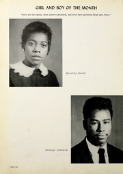 Page 12, 1959 Edition, James High School - Jamesonian Yearbook (Statesboro, GA) online yearbook collection