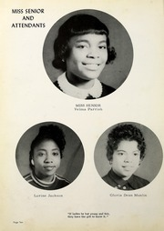 Page 14, 1959 Edition, James High School - Jamesonian Yearbook (Statesboro, GA) online yearbook collection