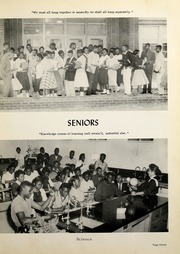 Page 15, 1959 Edition, James High School - Jamesonian Yearbook (Statesboro, GA) online yearbook collection