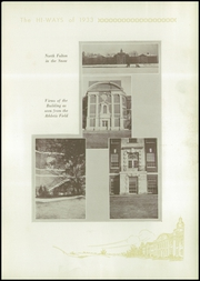Page 13, 1933 Edition, North Fulton High School - HiWays Yearbook (Atlanta, GA) online yearbook collection