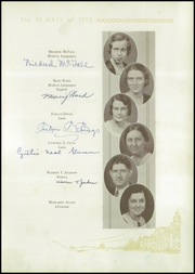 Page 17, 1933 Edition, North Fulton High School - HiWays Yearbook (Atlanta, GA) online yearbook collection