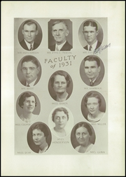 Page 9, 1933 Edition, North Fulton High School - HiWays Yearbook (Atlanta, GA) online yearbook collection