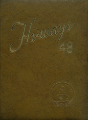 North Fulton High School - HiWays Yearbook (Atlanta, GA) online yearbook collection, 1948 Edition, Page 1