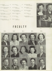 Page 15, 1948 Edition, North Fulton High School - HiWays Yearbook (Atlanta, GA) online yearbook collection