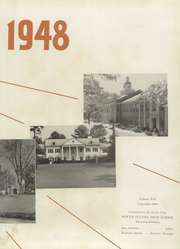 Page 7, 1948 Edition, North Fulton High School - HiWays Yearbook (Atlanta, GA) online yearbook collection
