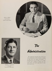 Page 12, 1950 Edition, North Fulton High School - HiWays Yearbook (Atlanta, GA) online yearbook collection