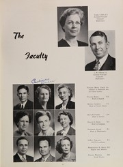 Page 13, 1950 Edition, North Fulton High School - HiWays Yearbook (Atlanta, GA) online yearbook collection