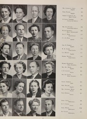 Page 14, 1950 Edition, North Fulton High School - HiWays Yearbook (Atlanta, GA) online yearbook collection