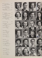 Page 15, 1950 Edition, North Fulton High School - HiWays Yearbook (Atlanta, GA) online yearbook collection