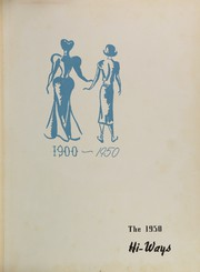 Page 5, 1950 Edition, North Fulton High School - HiWays Yearbook (Atlanta, GA) online yearbook collection