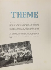 Page 8, 1950 Edition, North Fulton High School - HiWays Yearbook (Atlanta, GA) online yearbook collection