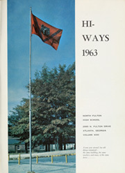 Page 5, 1963 Edition, North Fulton High School - HiWays Yearbook (Atlanta, GA) online yearbook collection