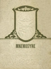 1950 Edition, Abbeville High School - Mnemosyne Yearbook (Abbeville, GA)