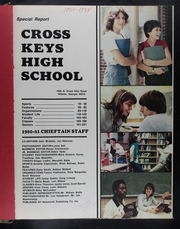Page 5, 1981 Edition, Cross Keys High School - Chieftain Yearbook (Atlanta, GA) online yearbook collection