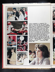Page 8, 1981 Edition, Cross Keys High School - Chieftain Yearbook (Atlanta, GA) online yearbook collection
