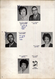Page 12, 1966 Edition, Calhoun Consolidated High School - Rocket Yearbook (Irwinton, GA) online yearbook collection