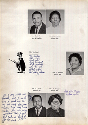 Page 14, 1966 Edition, Calhoun Consolidated High School - Rocket Yearbook (Irwinton, GA) online yearbook collection