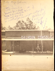 Page 2, 1966 Edition, Calhoun Consolidated High School - Rocket Yearbook (Irwinton, GA) online yearbook collection