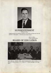 Page 7, 1966 Edition, Calhoun Consolidated High School - Rocket Yearbook (Irwinton, GA) online yearbook collection
