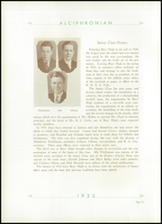 Page 16, 1933 Edition, Decatur Boys High School - Caveat Emptor Yearbook (Decatur, GA) online yearbook collection
