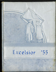 1955 Edition, St Joseph High School Nazareth Academy - Excelsior Yearbook (Victoria, TX)