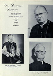 Page 10, 1958 Edition, St Joseph High School Nazareth Academy - Excelsior Yearbook (Victoria, TX) online yearbook collection