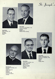 Page 12, 1958 Edition, St Joseph High School Nazareth Academy - Excelsior Yearbook (Victoria, TX) online yearbook collection