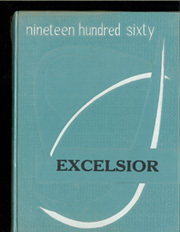 1960 Edition, St Joseph High School Nazareth Academy - Excelsior Yearbook (Victoria, TX)