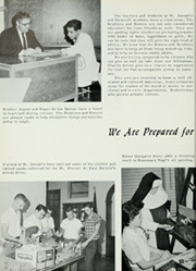 Page 16, 1960 Edition, St Joseph High School Nazareth Academy - Excelsior Yearbook (Victoria, TX) online yearbook collection