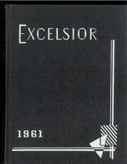 1961 Edition, St Joseph High School Nazareth Academy - Excelsior Yearbook (Victoria, TX)