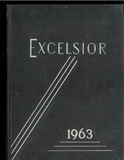 1963 Edition, St Joseph High School Nazareth Academy - Excelsior Yearbook (Victoria, TX)