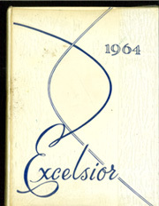 1964 Edition, St Joseph High School Nazareth Academy - Excelsior Yearbook (Victoria, TX)