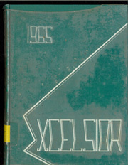 1965 Edition, St Joseph High School Nazareth Academy - Excelsior Yearbook (Victoria, TX)