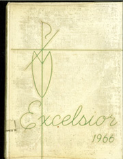 1966 Edition, St Joseph High School Nazareth Academy - Excelsior Yearbook (Victoria, TX)
