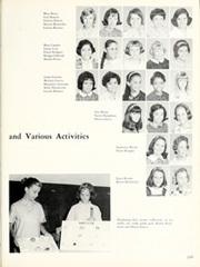 Page 253, 1966 Edition, St Joseph High School Nazareth Academy - Excelsior Yearbook (Victoria, TX) online yearbook collection