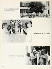 Page 258, 1966 Edition, St Joseph High School Nazareth Academy - Excelsior Yearbook (Victoria, TX) online yearbook collection