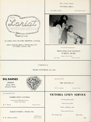 Page 272, 1966 Edition, St Joseph High School Nazareth Academy - Excelsior Yearbook (Victoria, TX) online yearbook collection