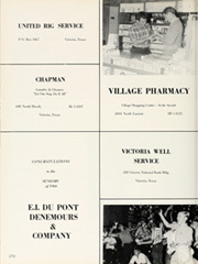Page 274, 1966 Edition, St Joseph High School Nazareth Academy - Excelsior Yearbook (Victoria, TX) online yearbook collection