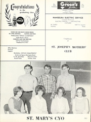 Page 287, 1966 Edition, St Joseph High School Nazareth Academy - Excelsior Yearbook (Victoria, TX) online yearbook collection