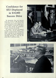 Page 16, 1969 Edition, St Joseph High School Nazareth Academy - Excelsior Yearbook (Victoria, TX) online yearbook collection