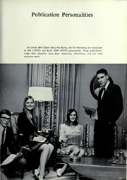 Page 165, 1969 Edition, St Joseph High School Nazareth Academy - Excelsior Yearbook (Victoria, TX) online yearbook collection