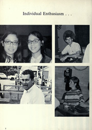 Page 6, 1969 Edition, St Joseph High School Nazareth Academy - Excelsior Yearbook (Victoria, TX) online yearbook collection