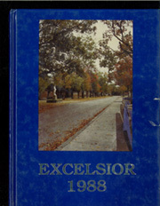 1988 Edition, St Joseph High School Nazareth Academy - Excelsior Yearbook (Victoria, TX)