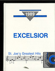 1989 Edition, St Joseph High School Nazareth Academy - Excelsior Yearbook (Victoria, TX)