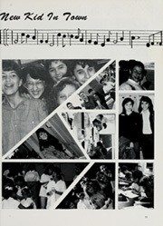 Page 15, 1989 Edition, St Joseph High School Nazareth Academy - Excelsior Yearbook (Victoria, TX) online yearbook collection