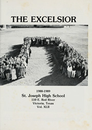 Page 5, 1989 Edition, St Joseph High School Nazareth Academy - Excelsior Yearbook (Victoria, TX) online yearbook collection