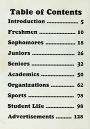 Page 6, 1989 Edition, St Joseph High School Nazareth Academy - Excelsior Yearbook (Victoria, TX) online yearbook collection
