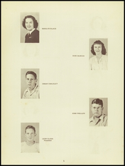 Page 10, 1949 Edition, Richland High School - Jackette Yearbook (Richland, GA) online yearbook collection