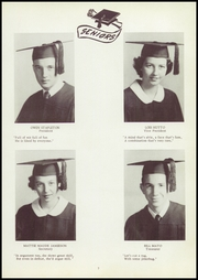 Page 11, 1953 Edition, Richland High School - Jackette Yearbook (Richland, GA) online yearbook collection