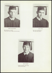Page 13, 1953 Edition, Richland High School - Jackette Yearbook (Richland, GA) online yearbook collection
